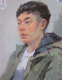 2017年中国美术学院色彩优秀试卷29