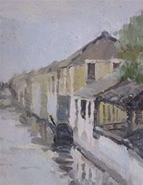 2017年中国美术学院色彩优秀试卷51