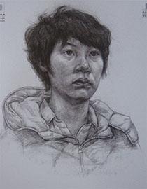 2017年中国美术学院素描优秀试卷72
