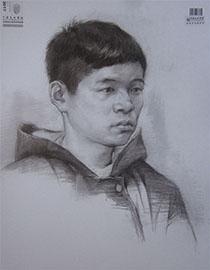2017年中国美术学院素描优秀试卷71