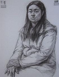 2017年中国美术学院素描优秀试卷19
