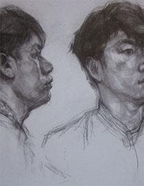 2017年中国美术学院素描优秀试卷78