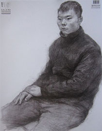 2017年中国美术学院素描优秀试卷91