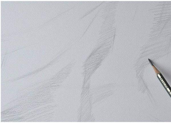 广州画室丨素描衬布的步骤和技巧,你学会了吗