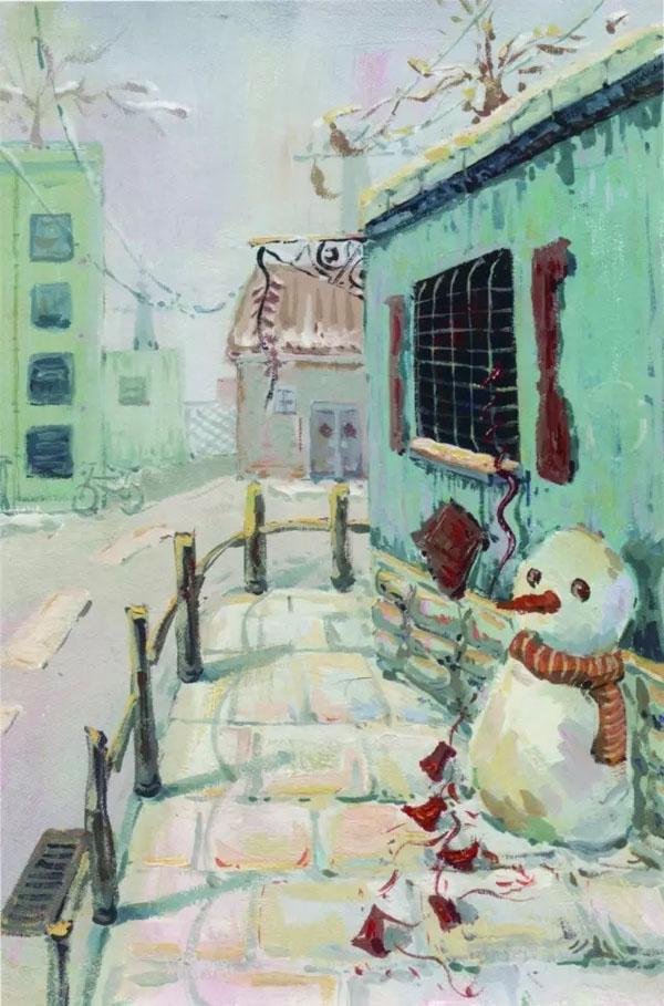 河南画室丨笑笑美术兵团